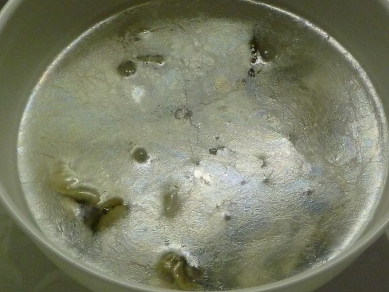 カルシウム 焼成